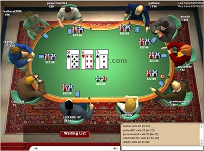 Free Texas Holdem Rooms
