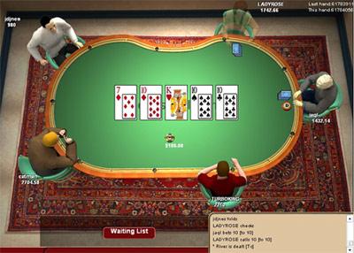 free omaha poker game