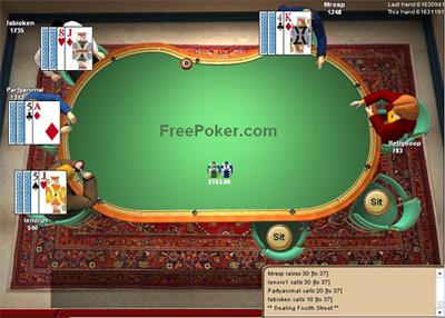 free stud poker