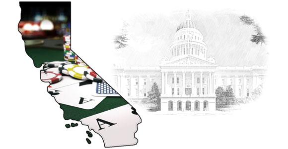 California online poker