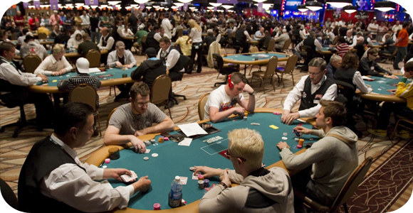 Poker tournaments June
