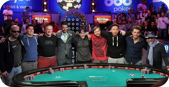 2015 WSOP Final Nine