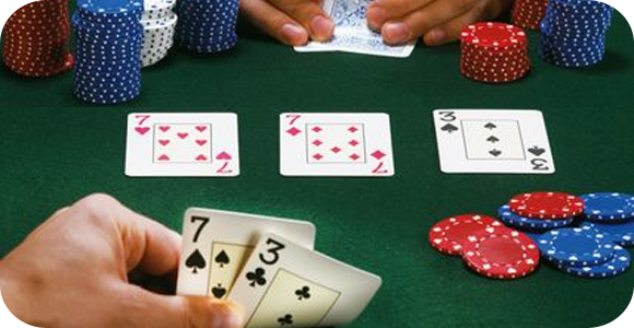 Player perspective poker