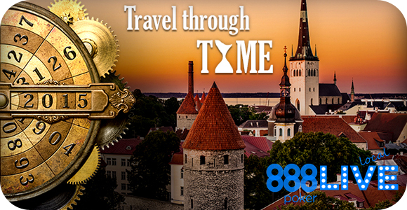 888Live Poker Series Estonia