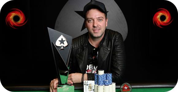 Mario Lopez Second Latin Poker Tour Win