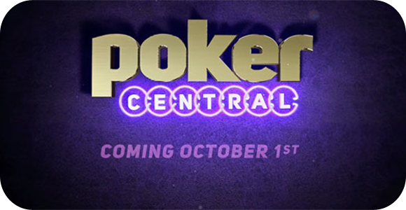 Poker Central TV network launch