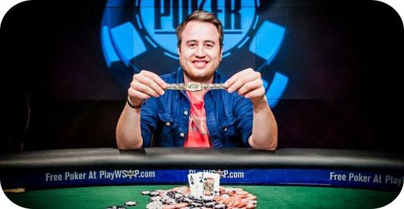2015 World Series of Poker Europe Main Event Winner