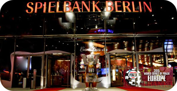 2015 World Seires of Poker Europe