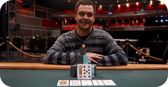 Krzysztof Stybaniewicz Wins Poker Circuit Main Event