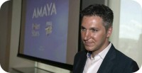 David Baazov offer to buy poker giant amaya inc